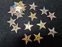 Пайетки звезды PRKG2-2см-78