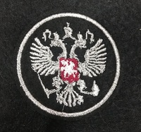 Аппликации герб AK529-3-42