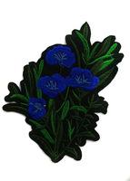 Аппликации цветы AK82-11