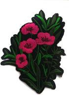 Аппликации цветы AK82-34