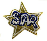 Аппликации звезды STAR AK19-9.5/9-41