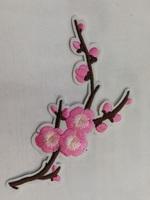 Аппликации цветы AK17-34