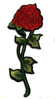 Аппликации цветы AK113-4