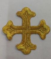 Аппликации крест 3580-41
