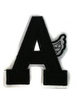Аппликации буквы AK88-3