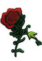 Аппликации цветы AK99-4