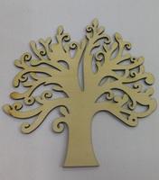 Декоративное украшение дерево DYD1