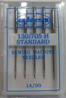 Иглы Akra для бытовой швейной машины H-STANDART-№90