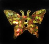 Бабочки пайетки BACH-41