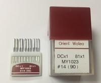 Иглы Orient Watea для промышленного оверлока №14(90)