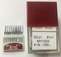 Иглы Orient Watea для промышленного оверлока №16(100)