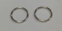 Кольца для бретелей металл KBM-0,8sm-42