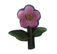Аппликации цветы термоклеевые AP039-34